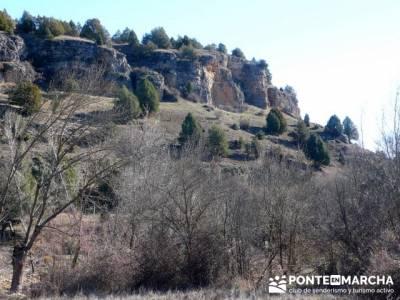 Senderismo Segovia - Riberas de los ríos Pirón y Viejo; puente del 12 de octubre; viajes a tu aire